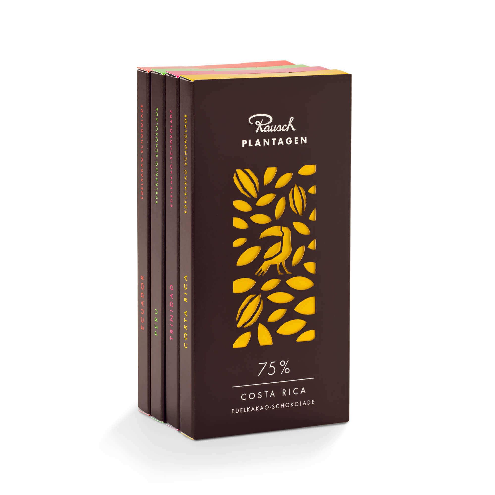 Glutenfreie Schokolade von Rausch
