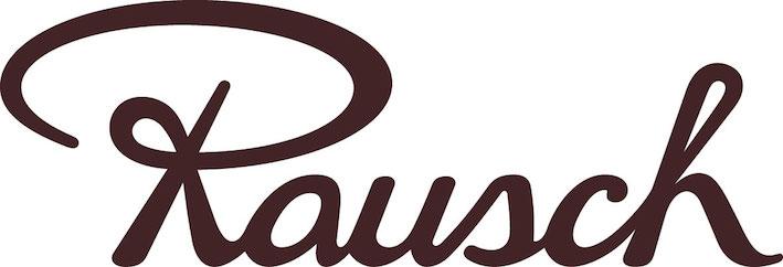 Rausch Gmbh - neues Logo des Schokoladenherstellers